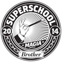 Logo SUPERSCHOOL circular