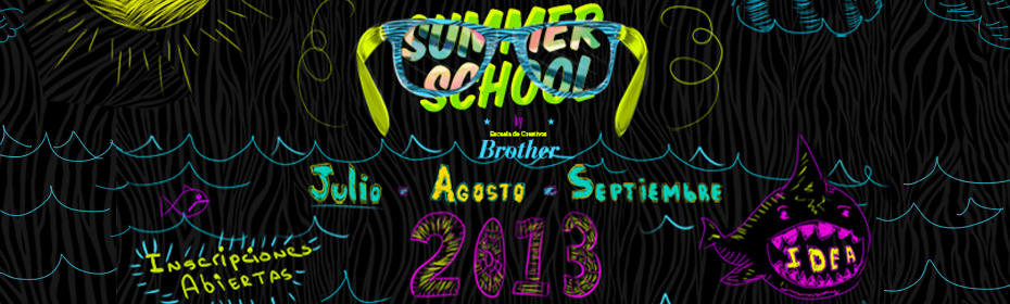 Brother summer school banner