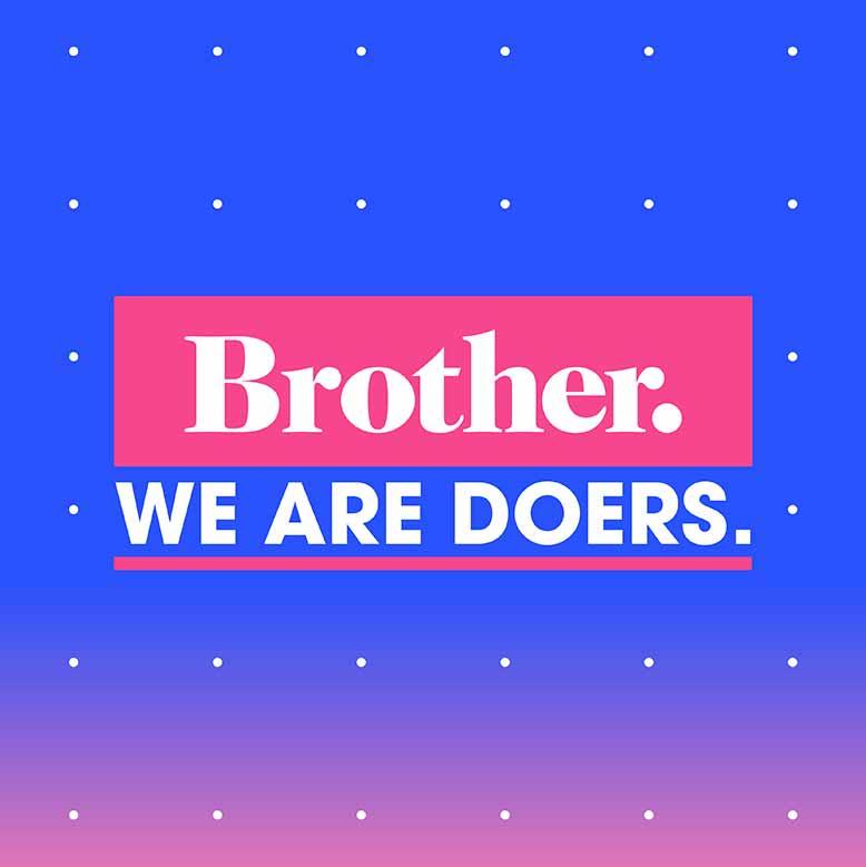 Brother Escuela de creatividad We Are Doers