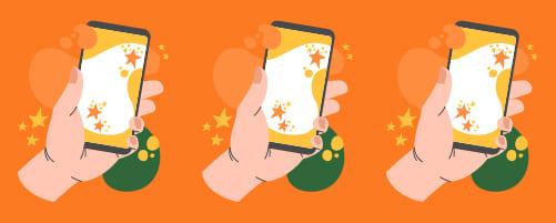 Realidad aumentada en redes sociales empresas