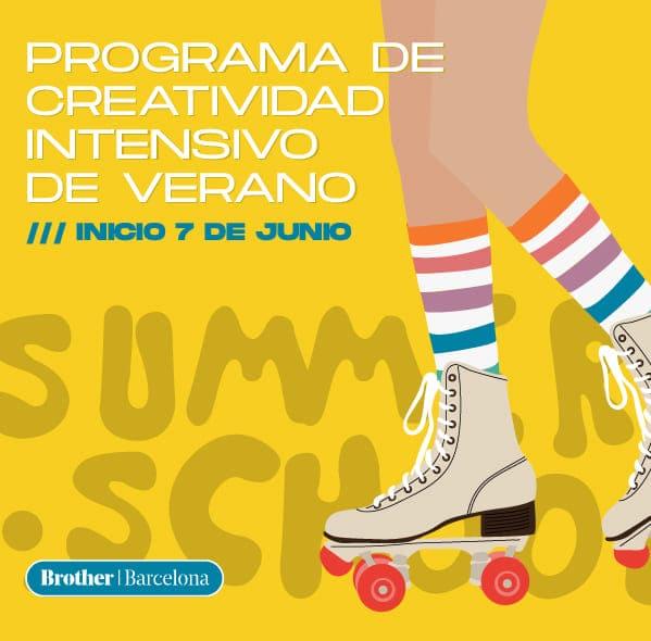 summer school programa de creatividad intensivo de verano