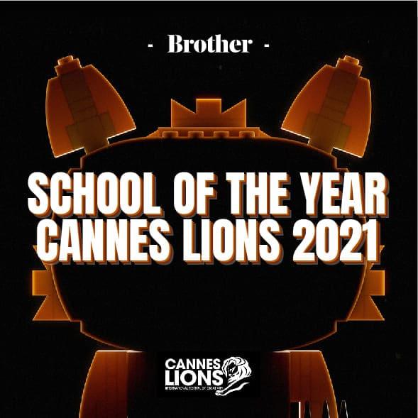 Escuela del año en Cannes 2021 Brotherad Barcelona