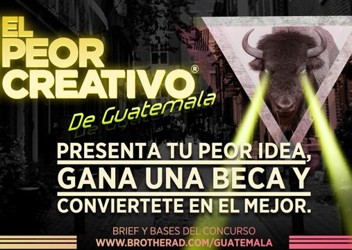 El peor creativo de Guatemala