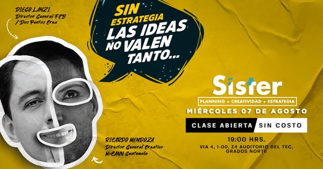 Clase abierta Sister 2019